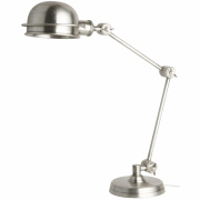 Bordslampa 'Rund' - Metall - Ib Laursen
