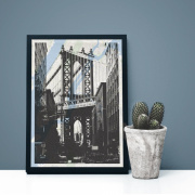 Poster - The Bridge A4