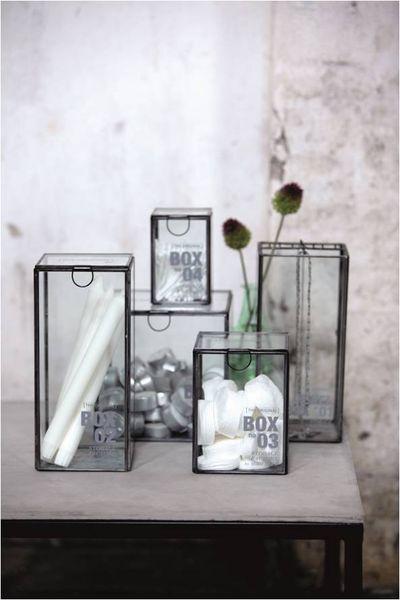 Förvaringslåda 'Box02' i gruppen INREDNING / Dekoration / Småförvaring hos Reforma Sthlm  (Pm0213)
