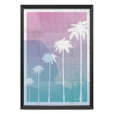 Poster - The Palm Trees