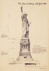 Poster - Statue of Liberty