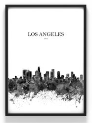 Poster - Los Angeles 30 x 40 cm