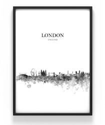 Poster - London