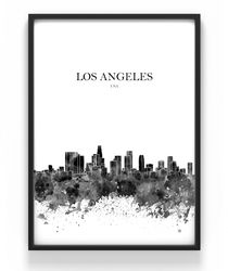Poster - Los Angeles