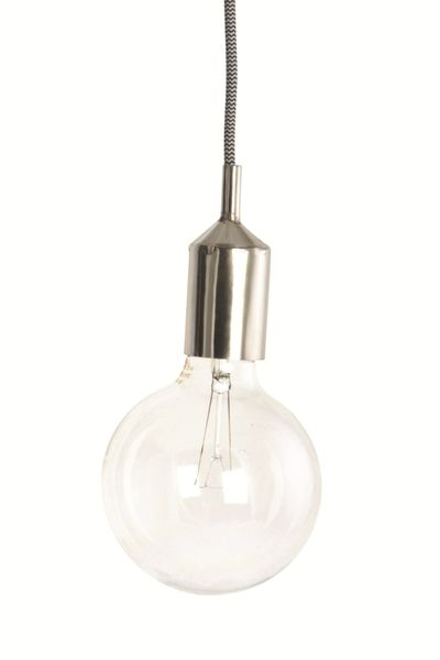 Lampa Silver - House Doctor i gruppen RUM / Hall / Lampor hos Reforma Sthlm  (nd0400)