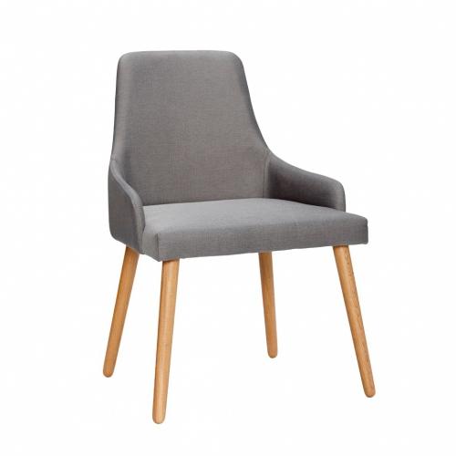 Klassisk stol - Mörkgrå