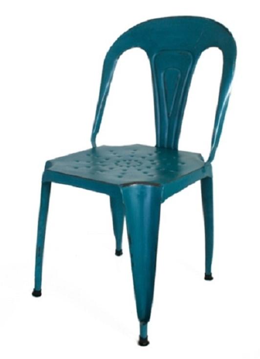 Bistro-stol 'Marais' - Blå