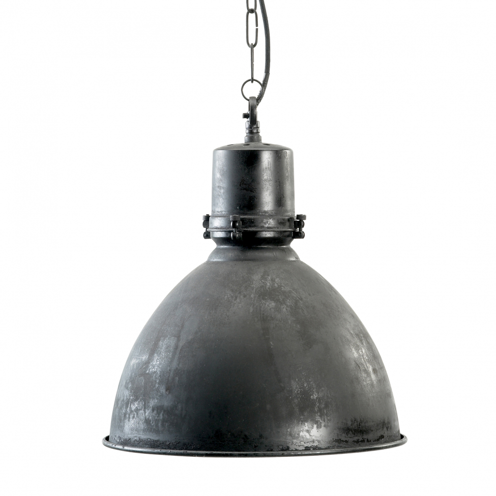 Taklampa 'Antique black