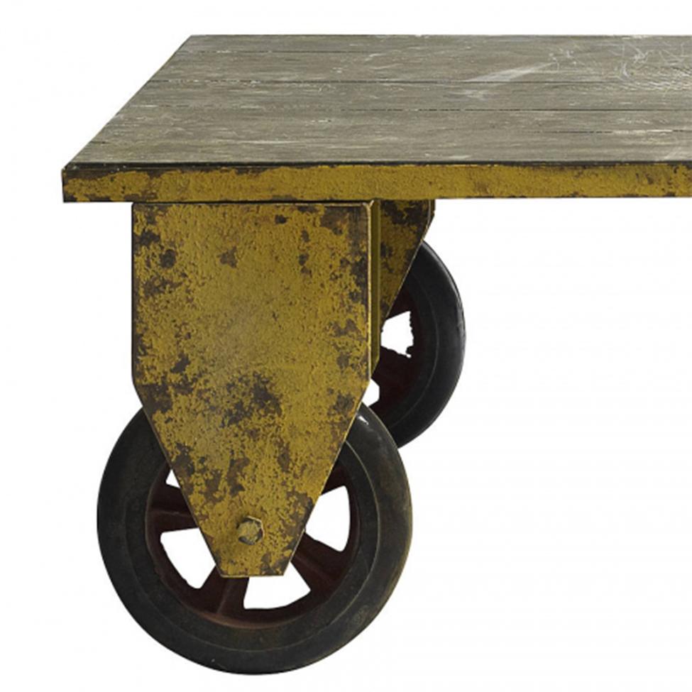 Soffbord - Warehouse Vintage | Soffbord - Vardagsrum | Reforma Sthlm : soffbord hjul : Soffbord