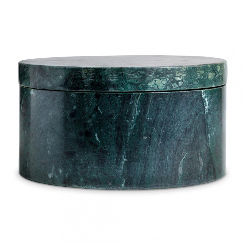 Marmorlåda - XL Green