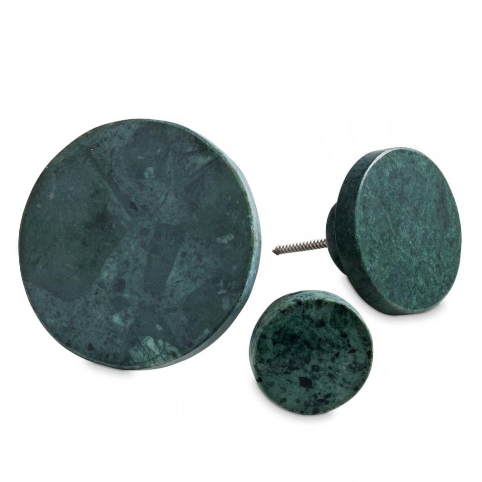 Krok i marmor - Medium Green