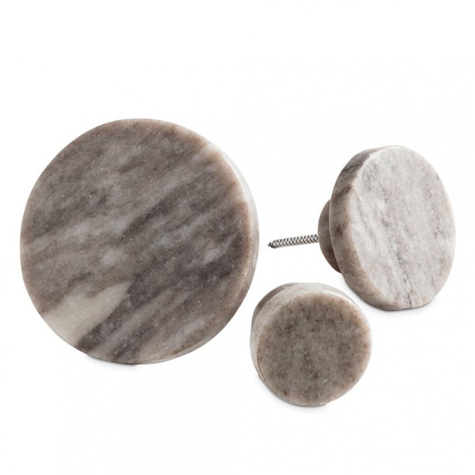 Krok i marmor - Small Brown