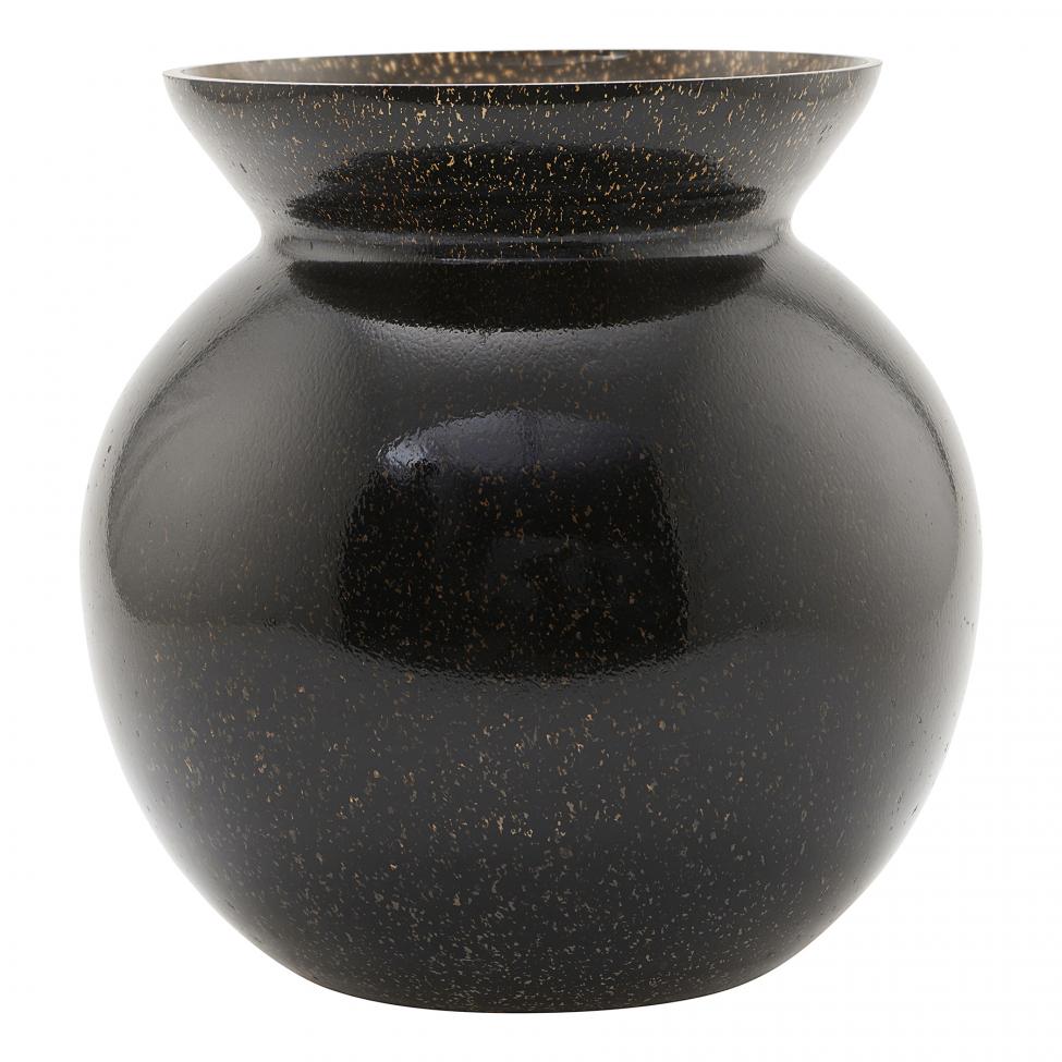 Vas 'Chenna' - Svart/Brun