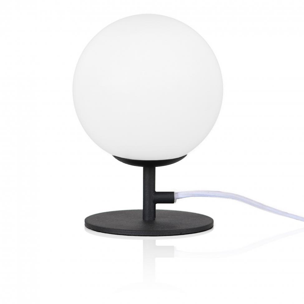 Bordslampa 'Luna' - Svart