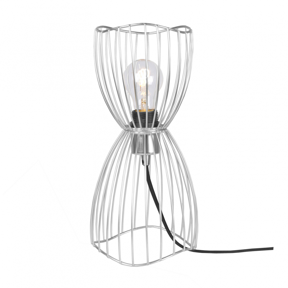 Bordslampa/Taklampa 'Mini Ray' - Krom