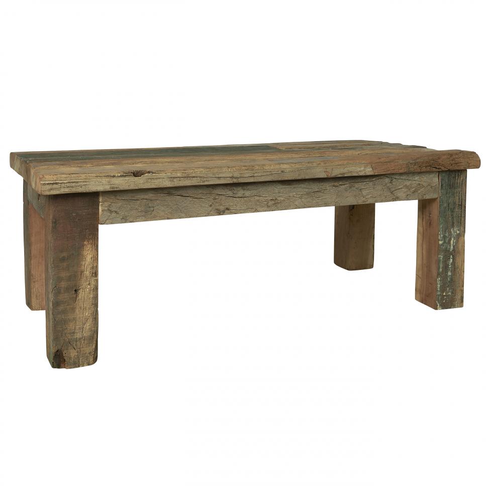 Soffbord - Återvunnet trä