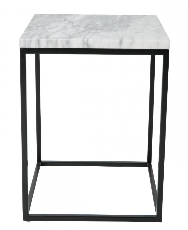 Sidobord marmor