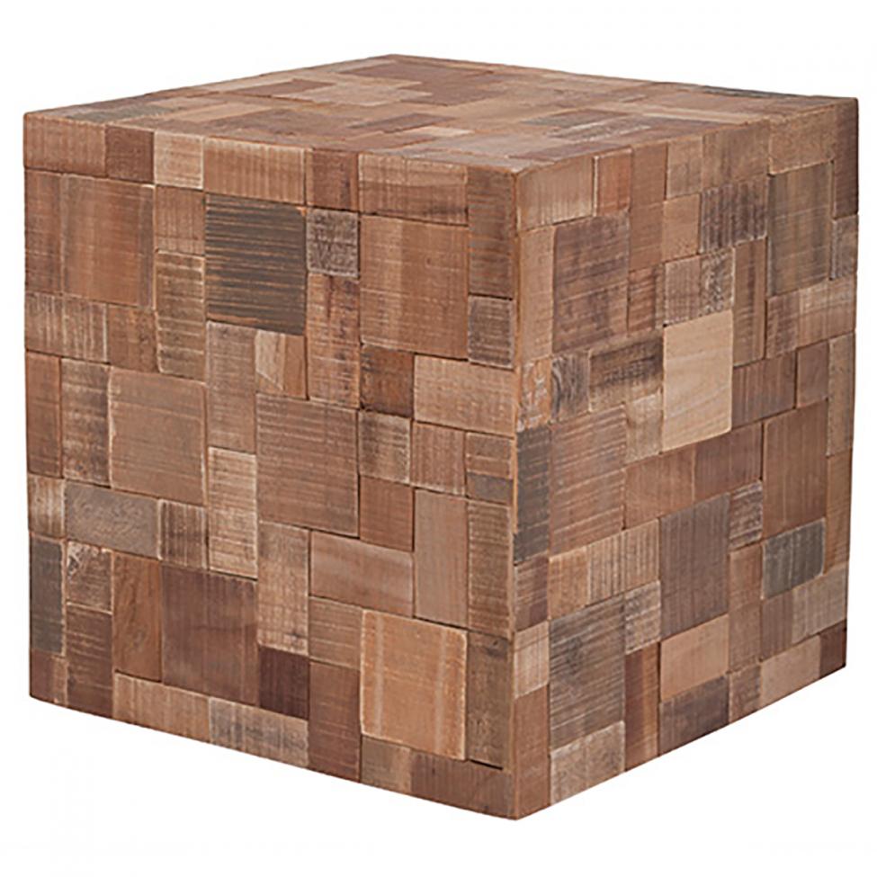 Soffbord 'Mosaic' - Återvunnet trä