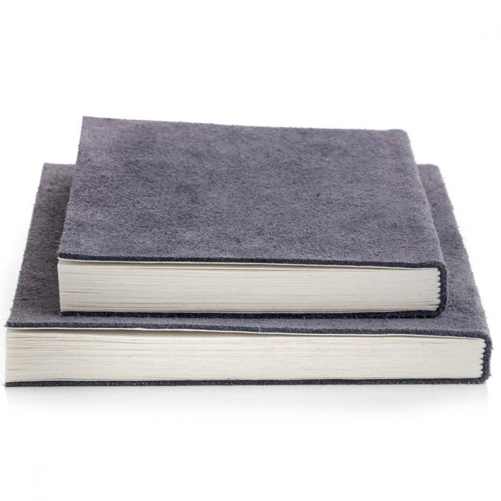 Anteckningsbok - Mocka/Grey