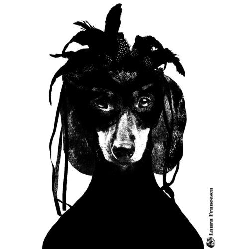 Affisch 'Tillsammans' - Laura