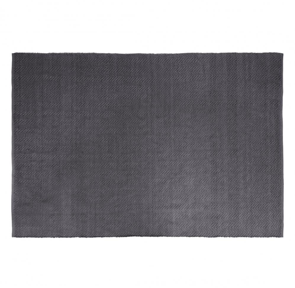 Matta 'PET' - Herringbone Grey 290x190
