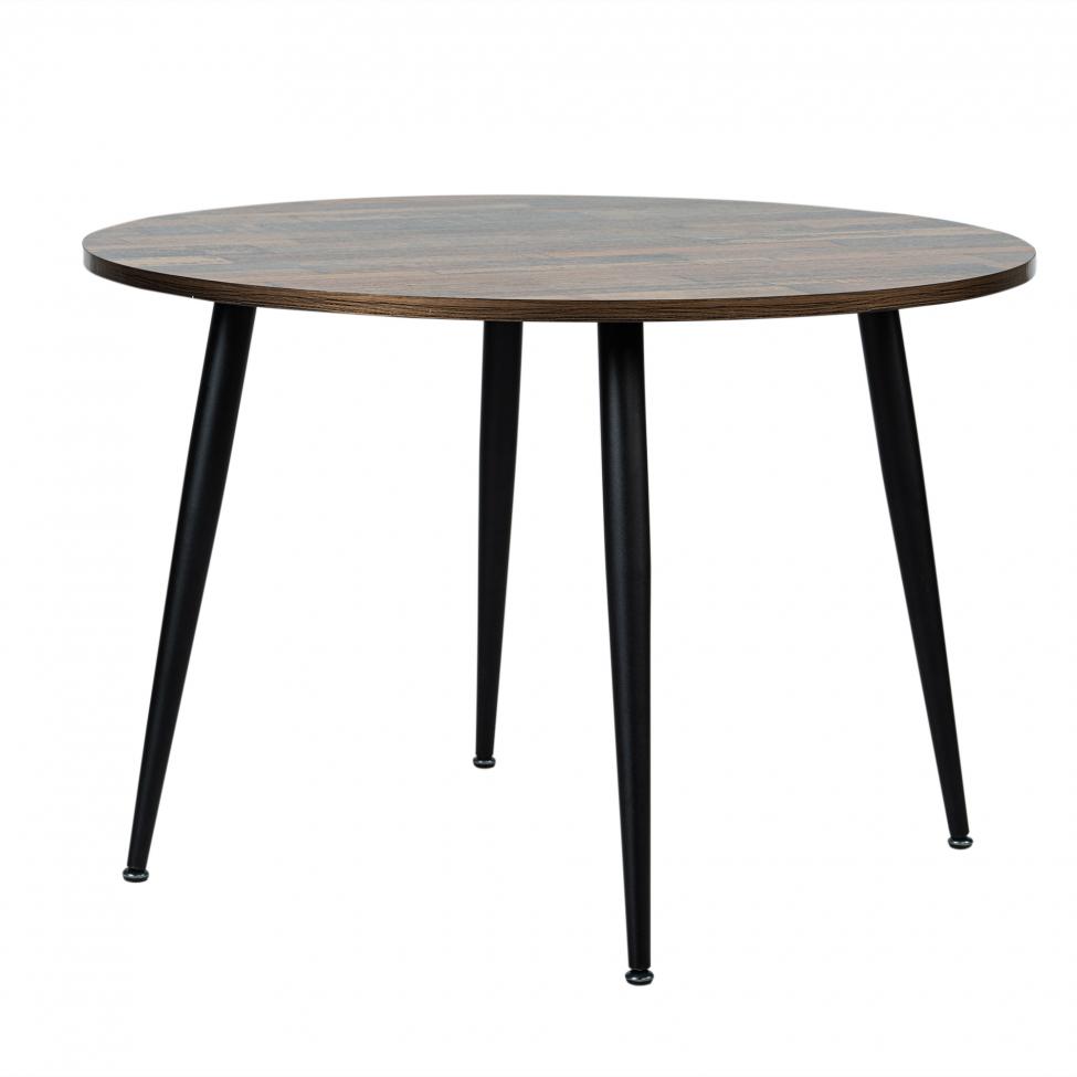 Runt matbord - Trä Ø110