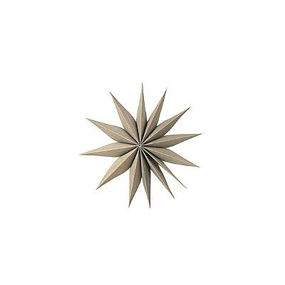Julstjärna 'Venok' - Mörkt trä (S)