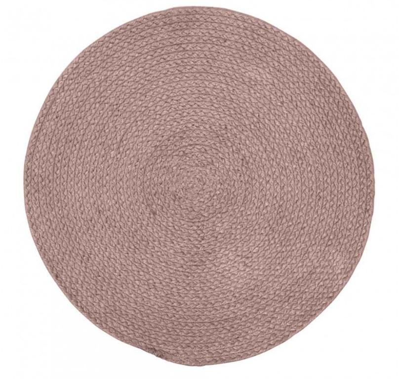 Bordstablet 'PET' - Braid Pink