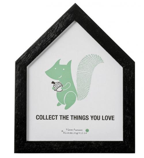 Barntavla - Collect the things..