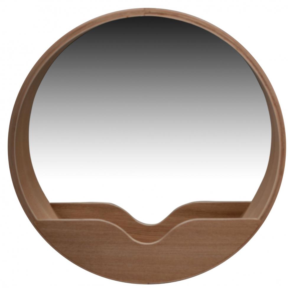 Spegel 'Rund' 40cm