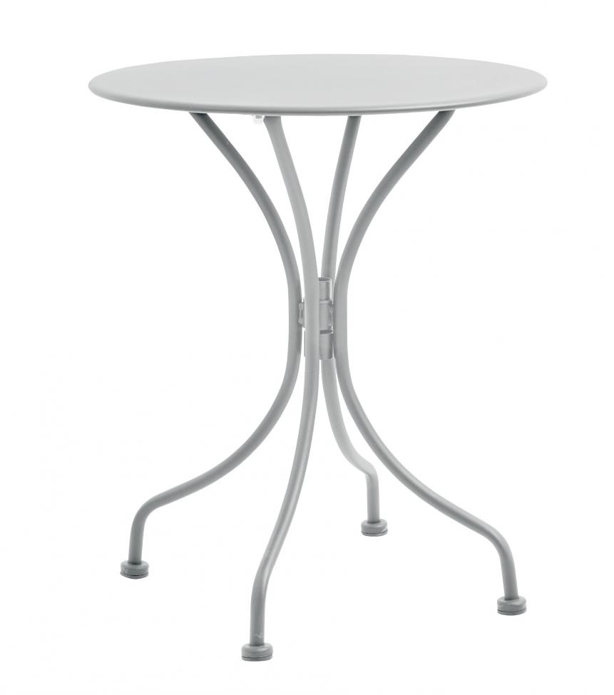 Trädgådsbord - Grå Ø59