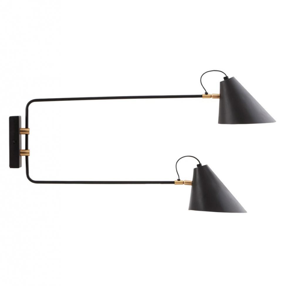 Vägglampa - Club Double