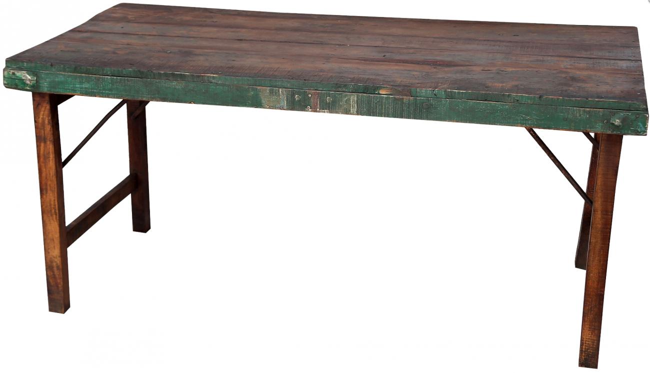 Matbord vintage - 152 x 77cm