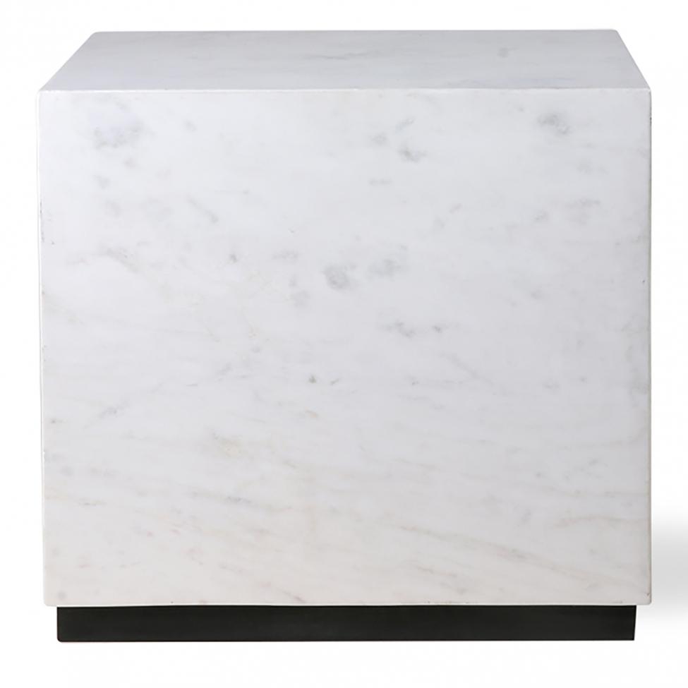 Soffbord 'Block' - Marmor L