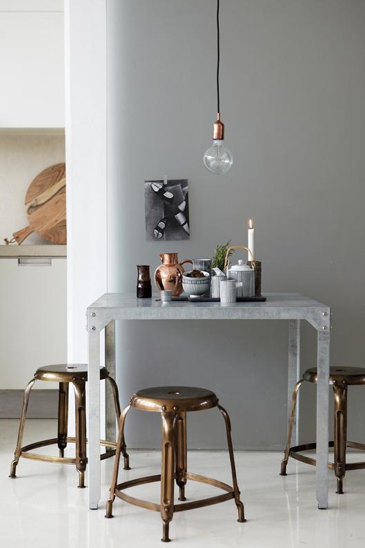 lampa koppar house doctor reforma sthlm. Black Bedroom Furniture Sets. Home Design Ideas