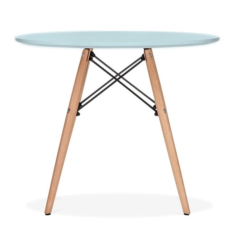 Soffbord/Barnbord - Brooklyn Ljusblå