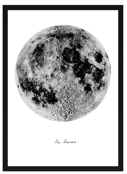 Poster - La Lune