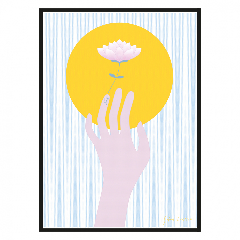 Poster 'Symbios' - 50x70