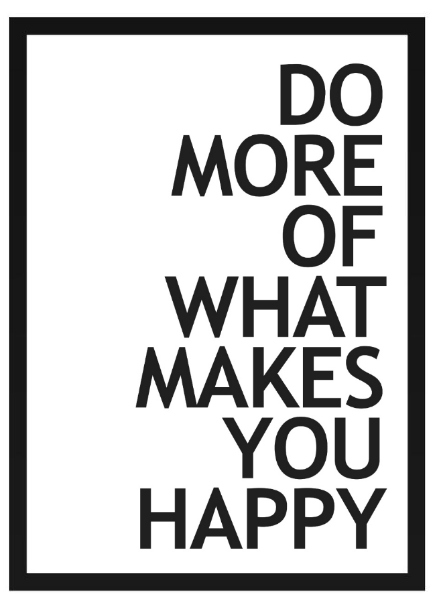Poster - Do more..