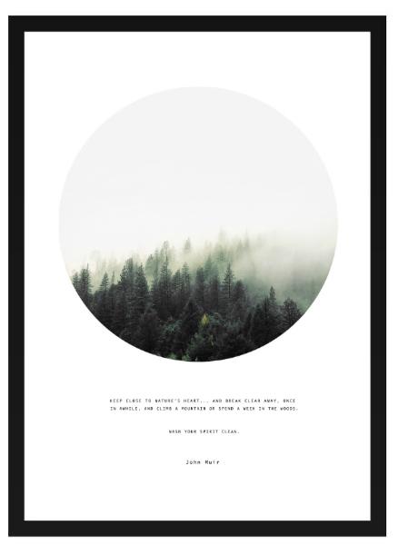 Poster - Keep Close..