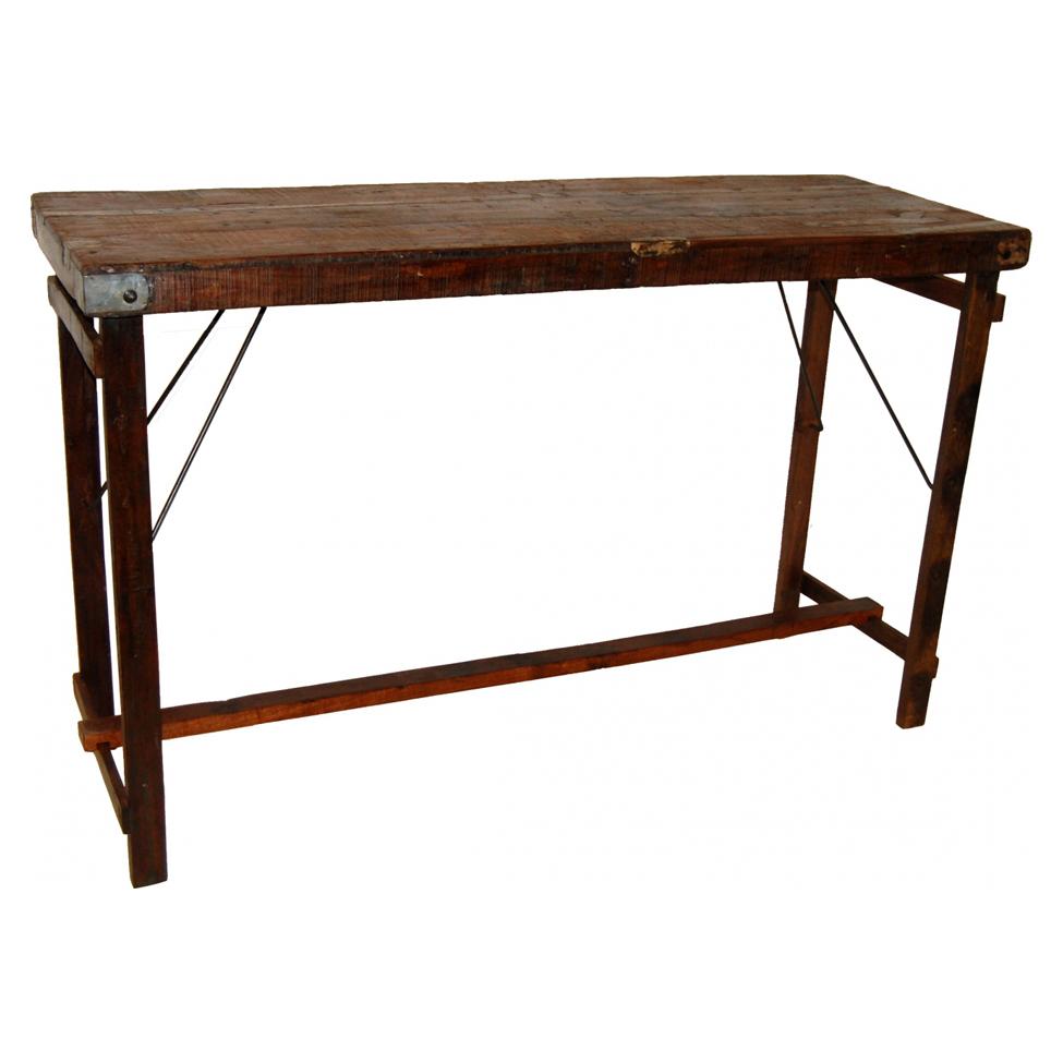 Barbord/sidobord trä - Vintage