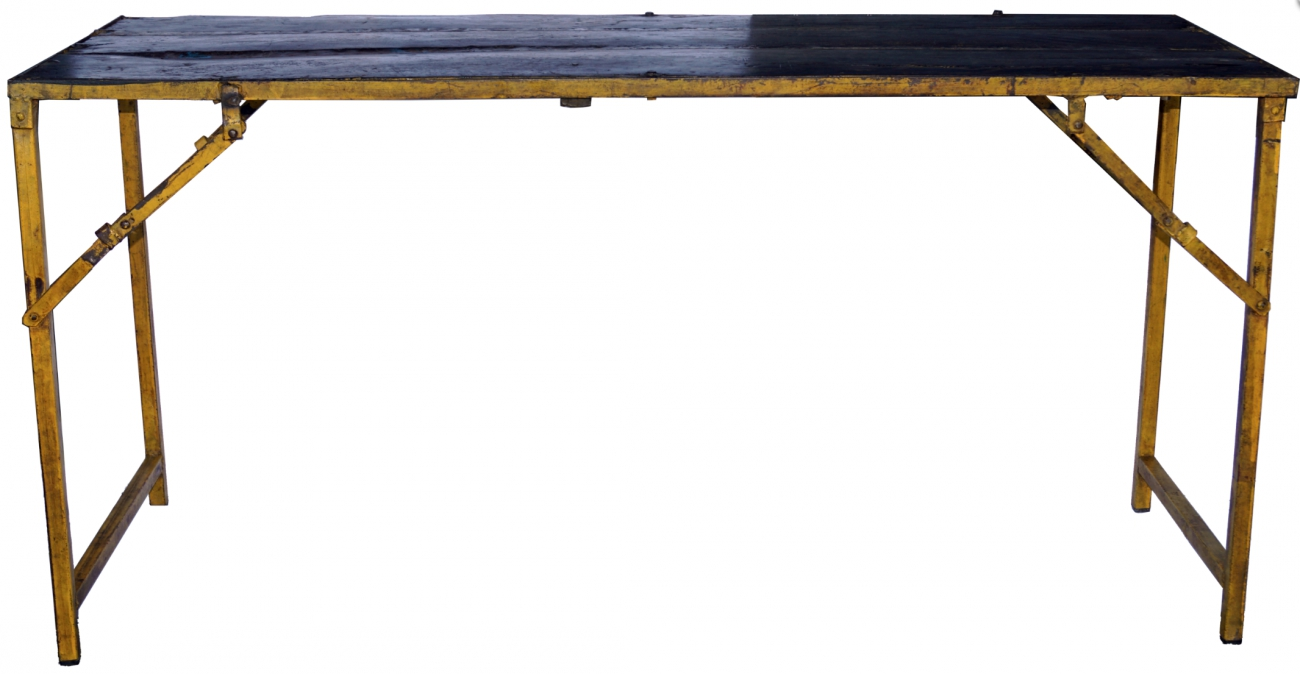Matbord vintage - 153 x 60cm