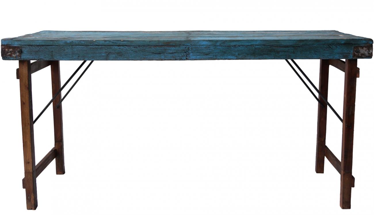 Matbord vintage - 150 x 75cm