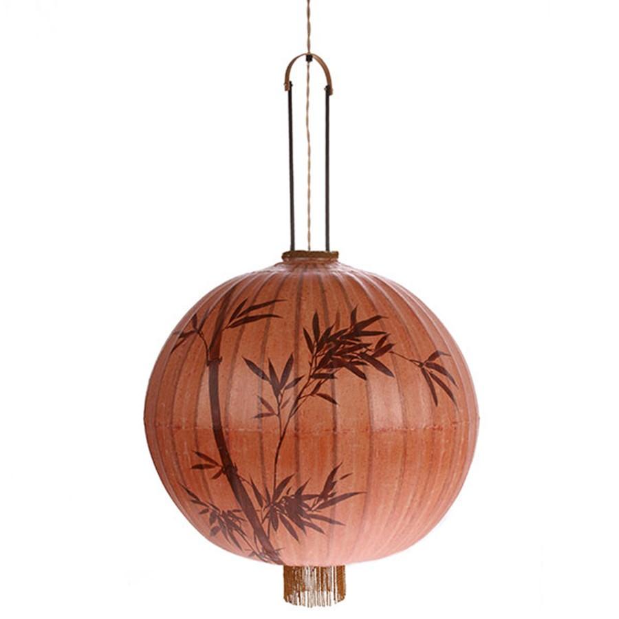 Traditionell Lanterna - Terrakotta