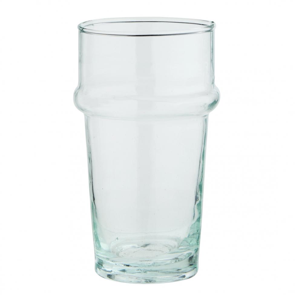 Glas 'Beldi' - Ljusblå 3