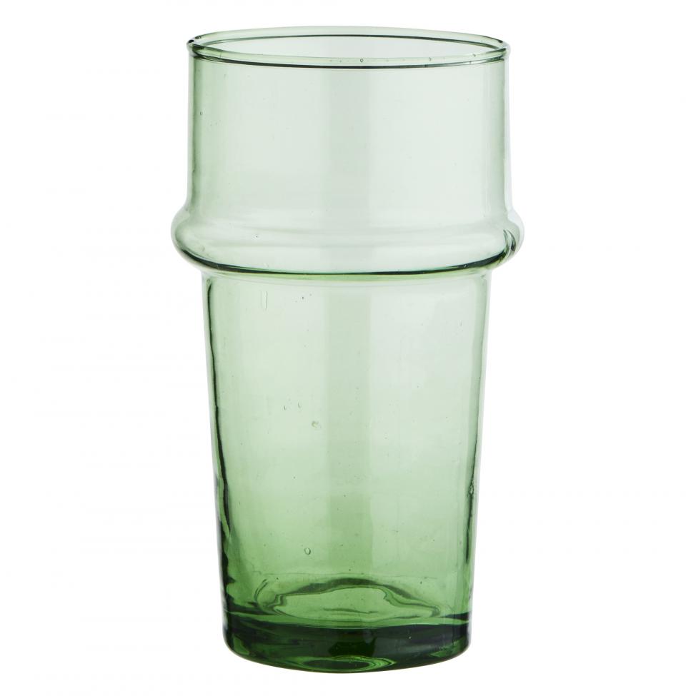 Glas 'Beldi' - Ljusgrön 3