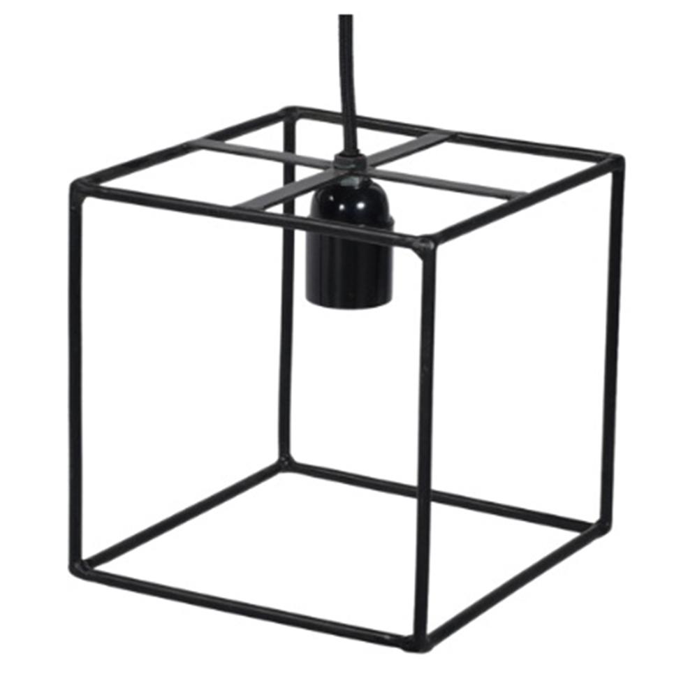Taklampa 'Square' - Järn