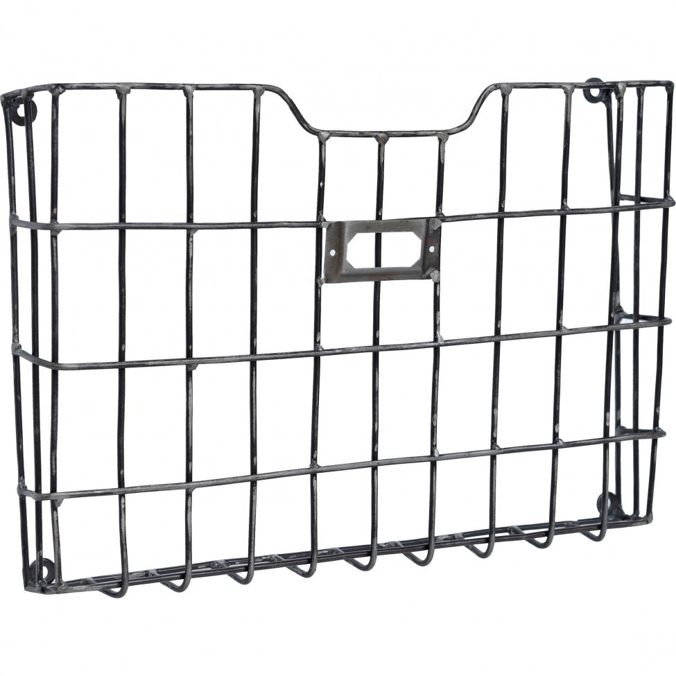 Väggförvaring 'Iron basket