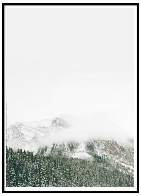 Poster - Nordiskt landskap 1