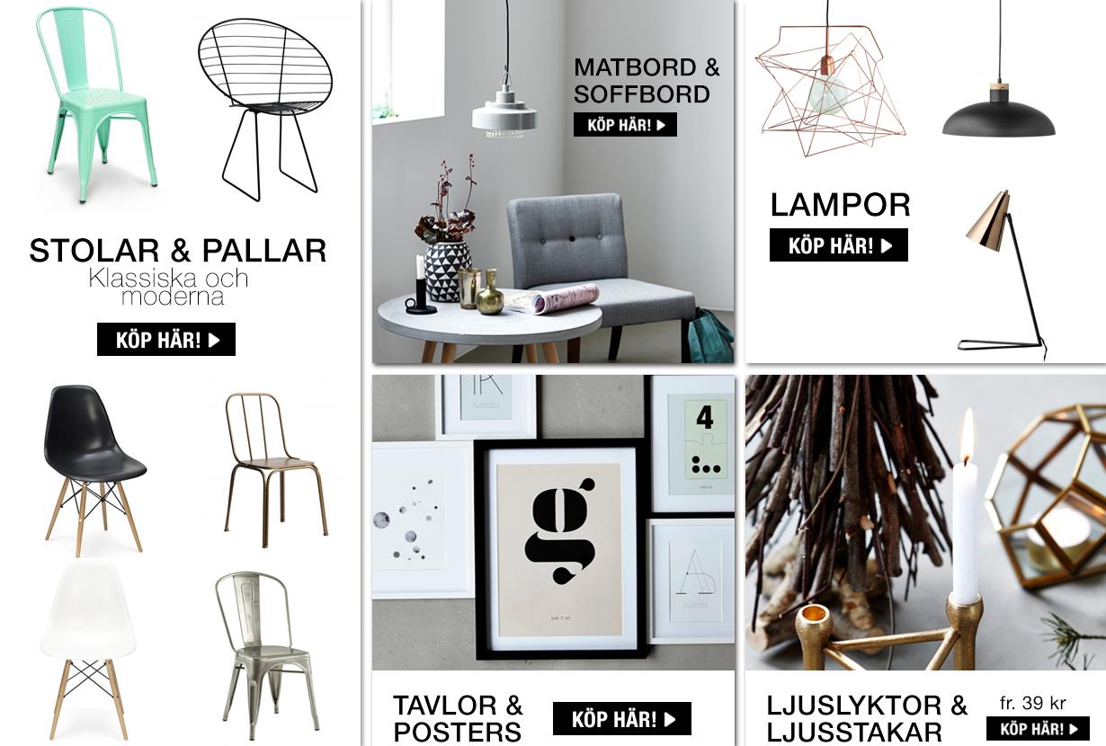 Köp Inredning och möbler Online - Reformasthlm.se